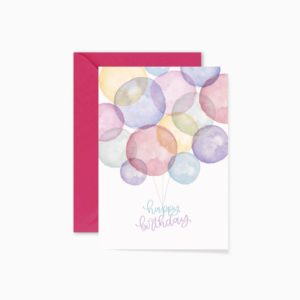 Greeting Card for birthday wishes