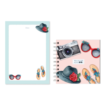 Stationery Kit – Travellers' Essentials