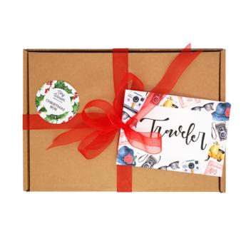 Christmas Box – Traveler