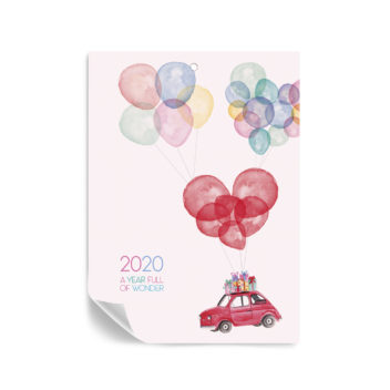 Calendari – 2020 Full of Wonder