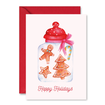 Greeting Card – Cookies