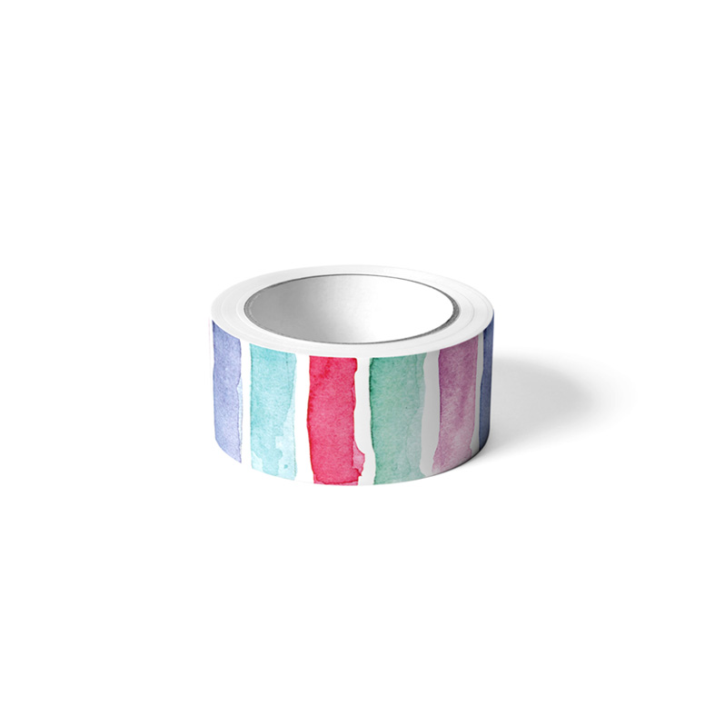 Washi tape a righe