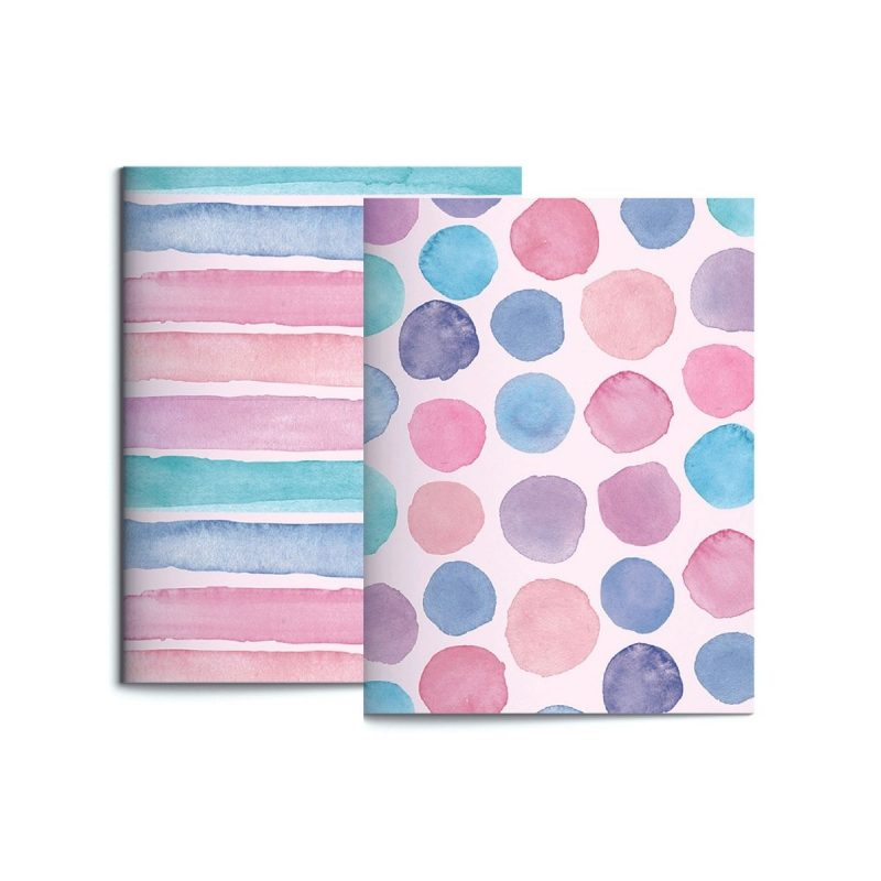 double cover notebooks
