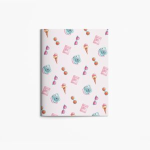 Pocket Notebook - Mini Summer Meno