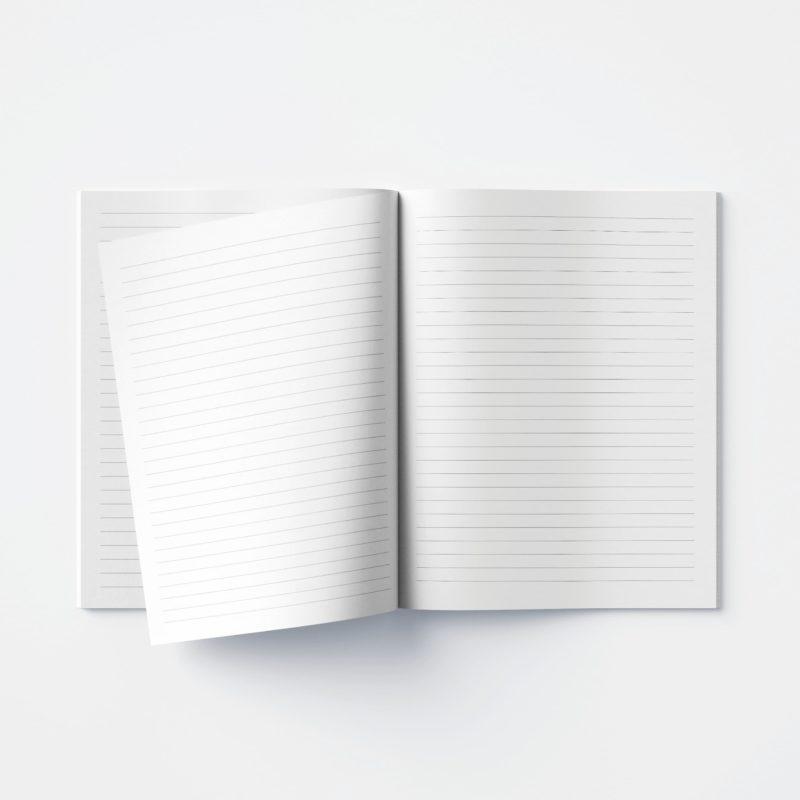 Quaderno Doppia Copertina - Quaderno Colorato