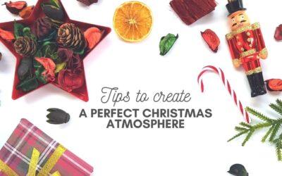 4 consigli per creare la perfetta atmosfera natalizia!