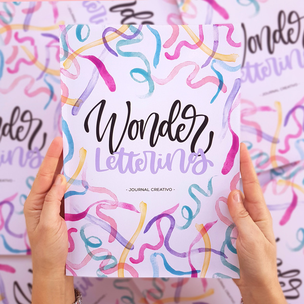 Lettering Book