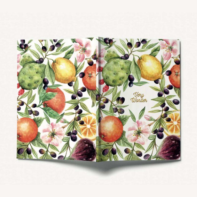 Italian Flavours Notebook