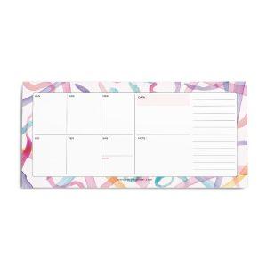 Planner Settimanale da Tavolo Piccolo
