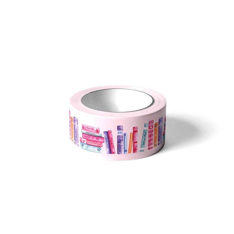 Washi Tapes - Book Lover