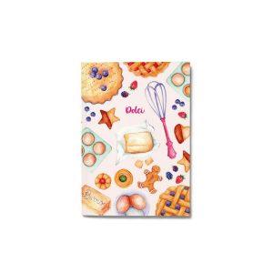 Quaderno ricette dolci